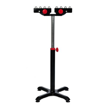"SIP Adjustable ""V"" Roller stand - 01383"