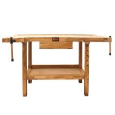 Oak Wooden Work Bench