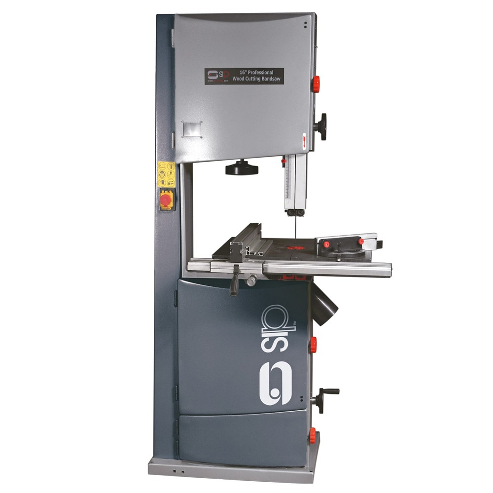 "SIP-01445 16"" Heavy Duty Bandsaw - Poolewood Machinery and ..."