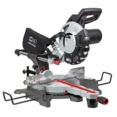 """10"""" Compound Sliding Mitre Saws with Laser (230v)"""