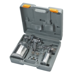 Professional Spray Gun Set (1.4 and 1.8mm)