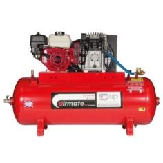 Airmate ISHP5.5/150 (Honda) Petrol Compressor E/S