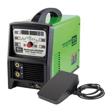 SIP 05770P HG2500P TIG/ARC Inverter Welder