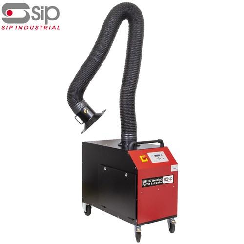 SIP 05802 FX-EH Mobile Welding Fume Extractor