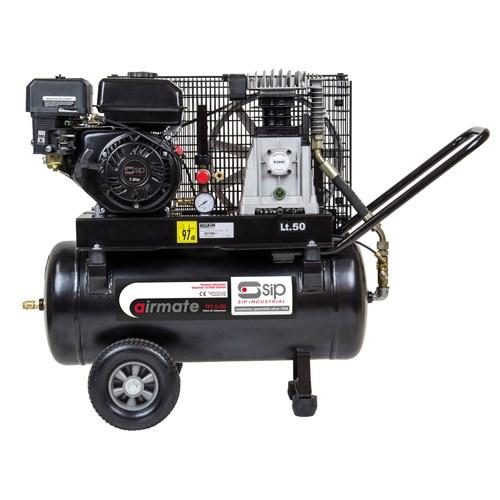 SIP Airmate TP7.0/50 Petrol Compressor - 06217
