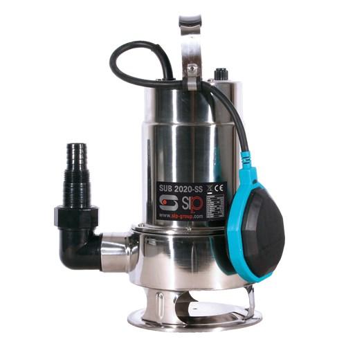 SIP Sb 2020SS submersible water pump dirty water - 06819