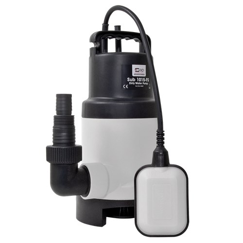 SIP Sub 1015-FS submersible water pump for dirty water - 06881