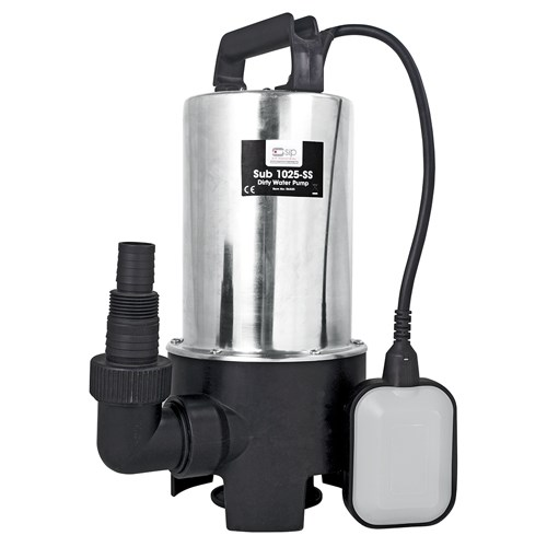 SIP 1025-SS submersible water pump - 06885