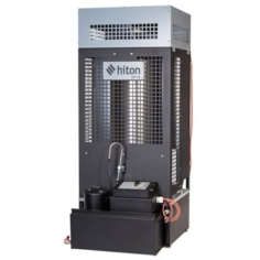 HP115 Hiton Oil Heater with Free Flue Kit