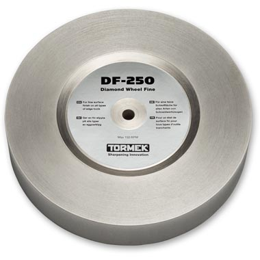 Tormek Diamond Wheels DC-250/DF-250/DE250 - Dia250