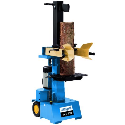OX1-650 Log Splitters 240 Volt