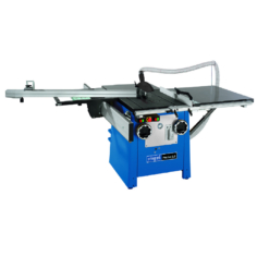 Precisa 6.0 (TS4020 Bench Saw) Includes 2m Sliding Carriage (Standard) Table Width Extension