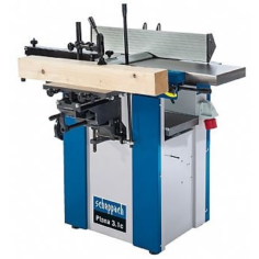 Plana 3.1C Planer Thicknesser 240V C/W Base Unit with Morticer attachment 240V or 415V