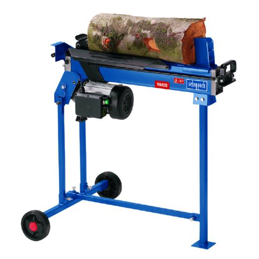 HL520 Log Splitters c/w Floor Stand (Old OXT500)