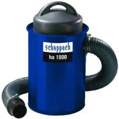 HA 1000 Extractor c/w 4 piece adaptor kit