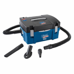 HD 2P 3 in 1 Dust Extractor Vacuum 240v