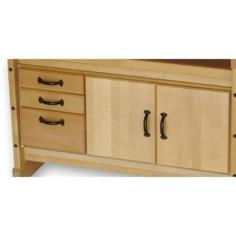 Storage Module 0042 (Doors & Drawers)