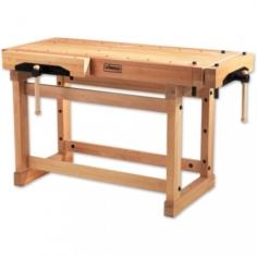 Elite 1500 Cabinetmaker's Bench c/w Storage Module SM07