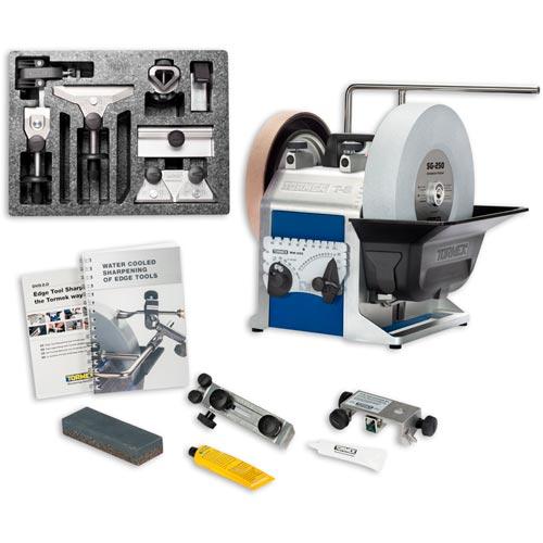 Tormek T-8 Sharpening System & Handtool Kit
