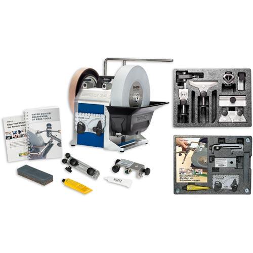 Tormek T-8 Sharpening System, Handtool & Woodturner's Kit