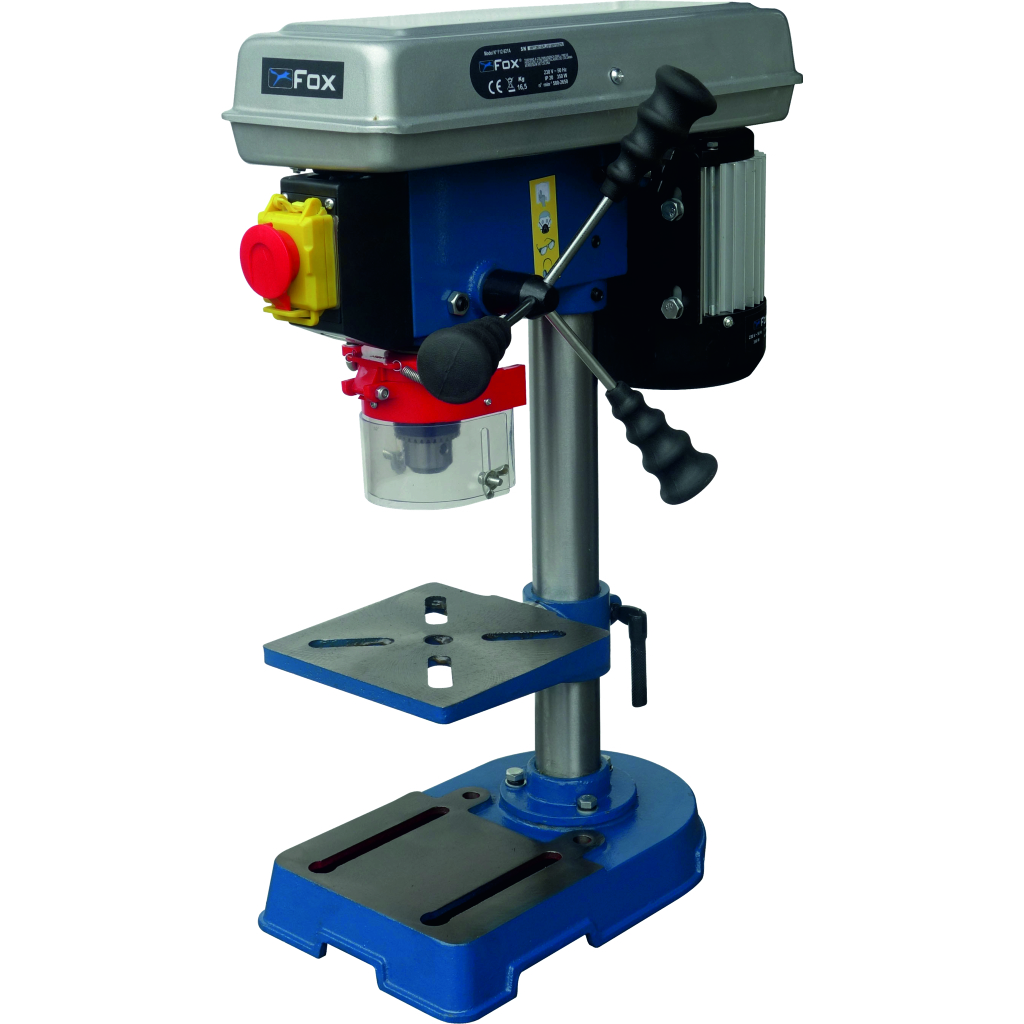 Home / Products / Woodworking / Pillar Drills / Fox 13mm Pillar Drill ...