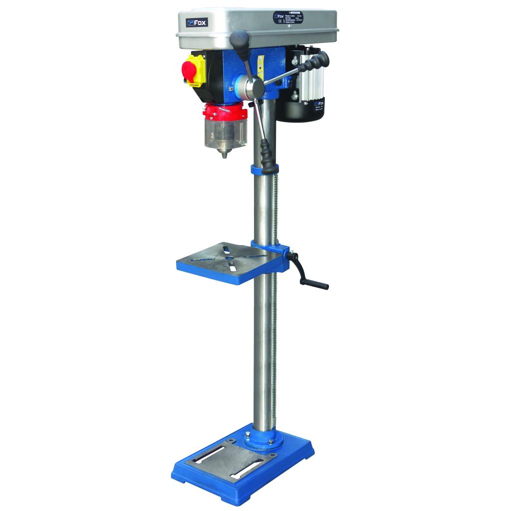 Fox F12-943 Pillar Drill - Poolewood
