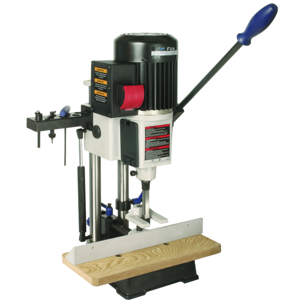 Fox Bench Morticer - F14-650 - Poolewood Machinery & Tools