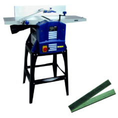 "10"" X 5"" Planer Thicknesser with a spare set of blades"