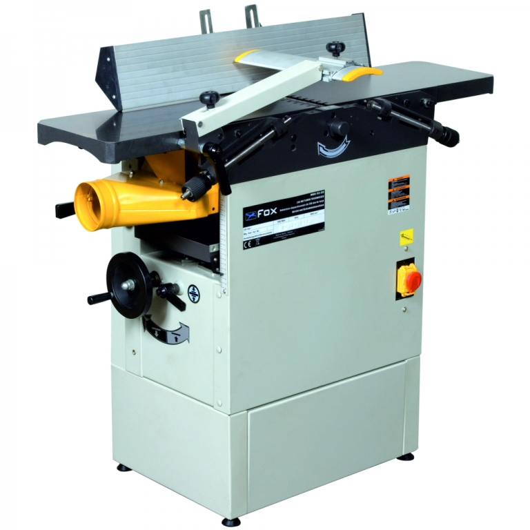 Fox F22 568 Planer 10in X 7in Planer Thicknesser Poolewood