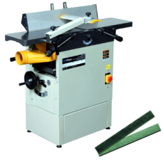 "Planer 10"" x 7"" Planer Thicknesser with a spare set of Blades"