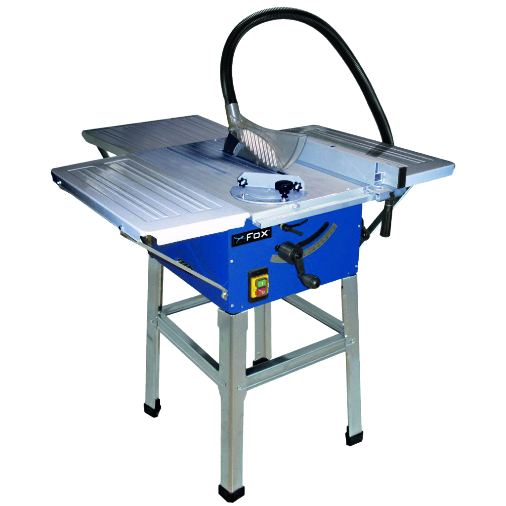 Home / Products / Woodworking / Bench & Table Saws / Fox 10″ Budget ...