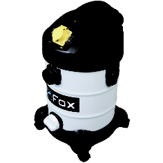 Fox F50-800 240V Wet & Dry Extractor - F50-800-240