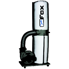 Fox F50-842 2hp Dust Extractor