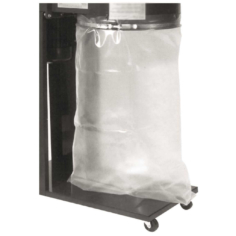 Lower Clear Disposable Bag