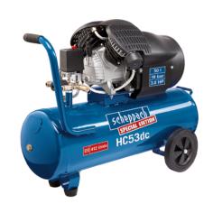 Scheppach HC53DC Double cylinder air compressor 3.0hp motor