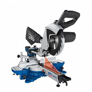 Scheppach HM100MP mitre saw