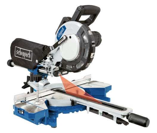 Scheppach HM216 Sliding Mitre Saw- 5901209903