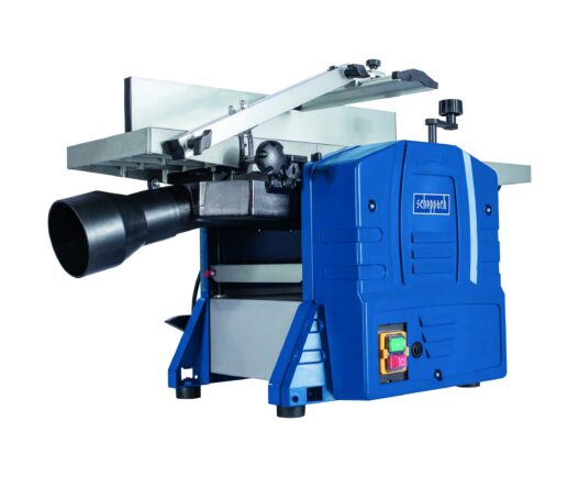 HMS860 Planer Thicknesser with De-luxe fence