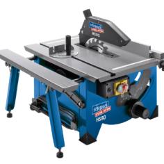 Scheppach HS80 8″ Table Top Sawbench - 5901302901