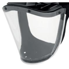 JSP PowerCap IP replacement visor. Suitable for all models of PowerCap