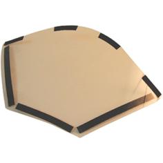 JSP Replacement non-impact flexible visor