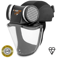 JSP PowerCap® Powered Air Units (Impact Visor)