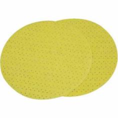 215mm D. Velcro Sanding Pads (Pack of 25)