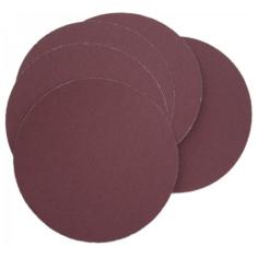 """225mm 6"""" Sanding Discs in Packs of 5 For W408 Sander"""