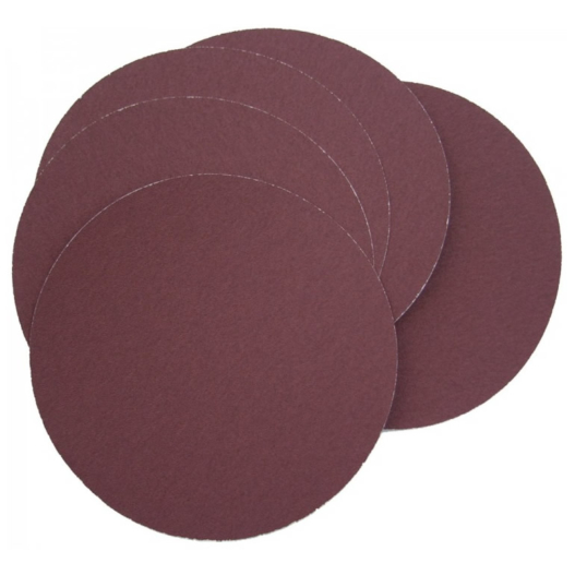 "Pack of 3, self adhesive backing, diameter 300mm (12"") for use with Charnwood W412.Also suitable for Record DS300, SIP 01336 and similar models."