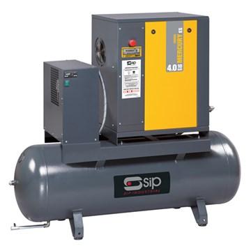 SIP 05378 Mercury Tronic 4.0-08-200ES Screw/Dryer
