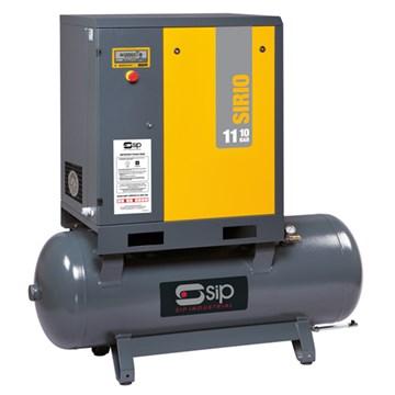 SIP 06287 Sirio 08-10-500 Screw Compressor