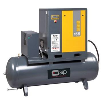 SIP 06420 Sirio 11-10-500ES Screw Compressor/Dryer