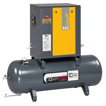 SIP Mercury Tronic 5.5-10-270 Screw Compressor- 06201