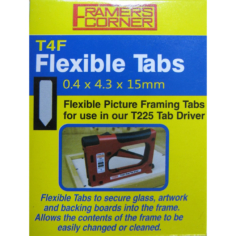 Charnwood Flexible Tabs 2500 Pack - T4F